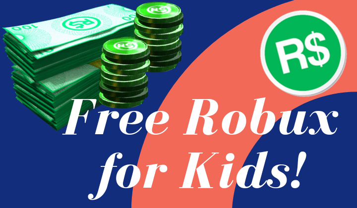 Free Robux for Kids