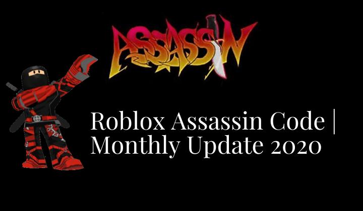 Roblox Assassin Code