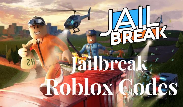 Jailbreak Roblox Codes