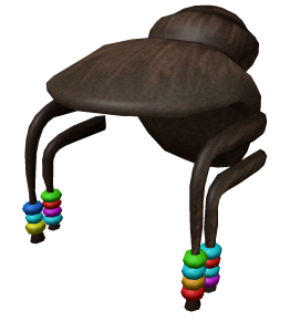 Colorful Braids for Roblox Character