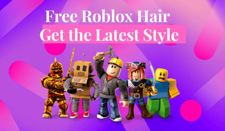 Free Roblox Hair-